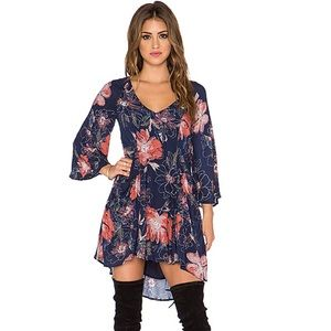 Free People Eyes on You Printed Dress